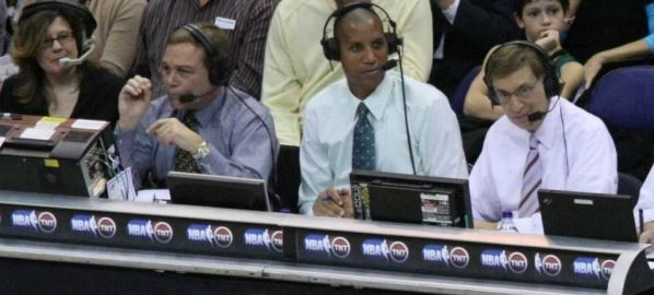 NBA on TNT broadcast team from 2008